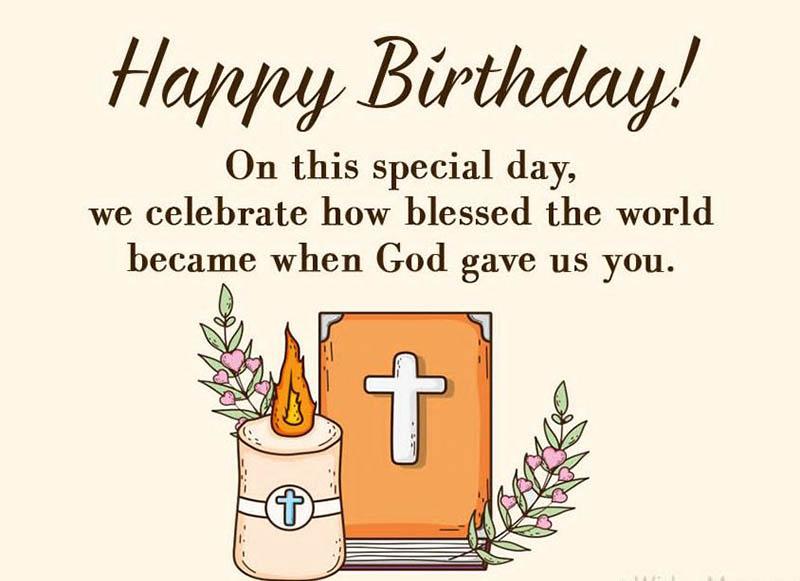 Religious Happy Birthday Images - 5