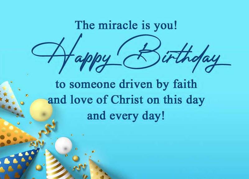 Religious Happy Birthday Images - 7