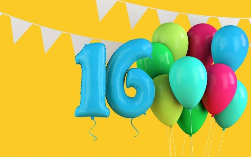 Sweet 16th Birthday Images - 10