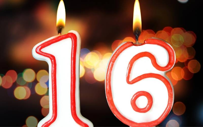 Sweet 16th Birthday Images - 14