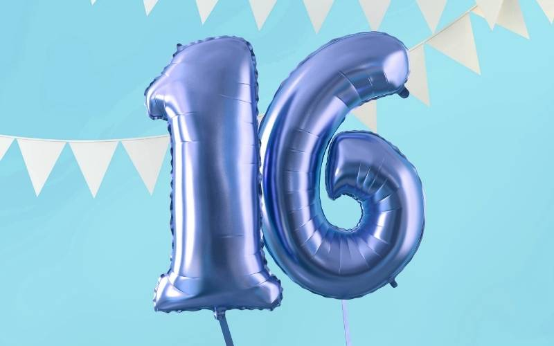 Sweet 16th Birthday Images - 15