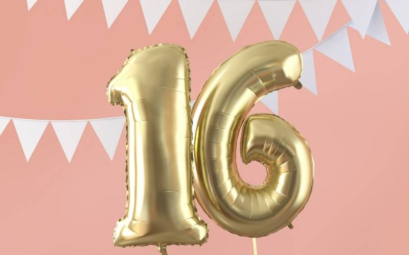Sweet 16th Birthday Images - 16
