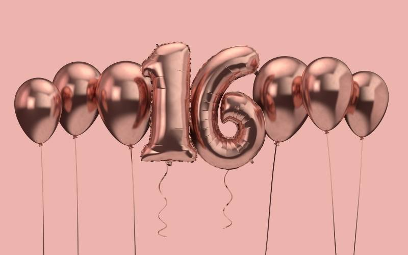 Sweet 16th Birthday Images - 2