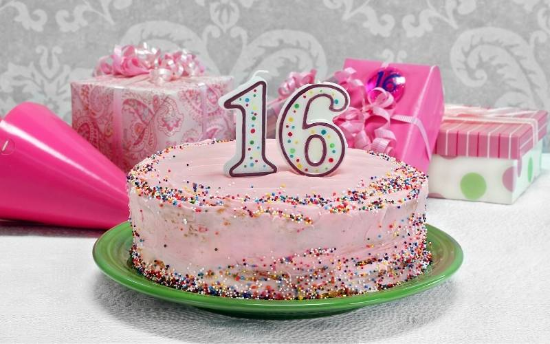 Sweet 16th Birthday Images - 4