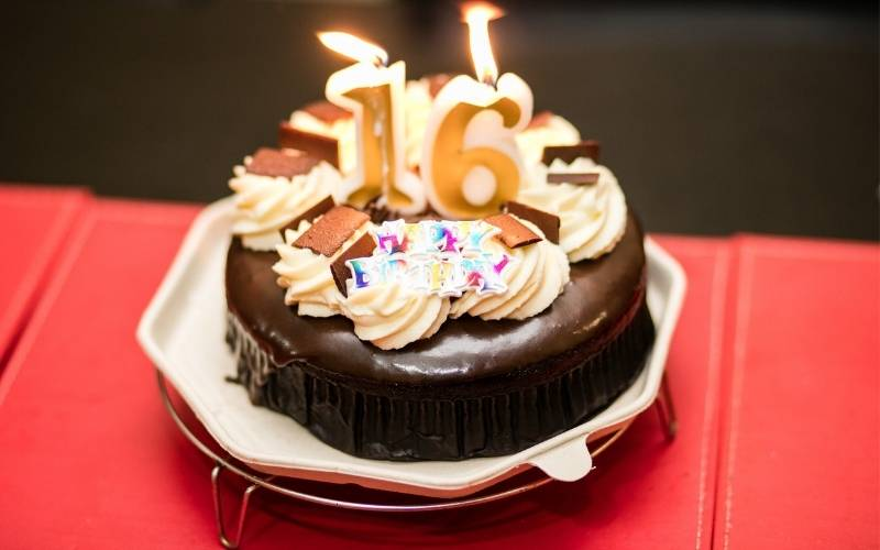 Sweet 16th Birthday Images - 5