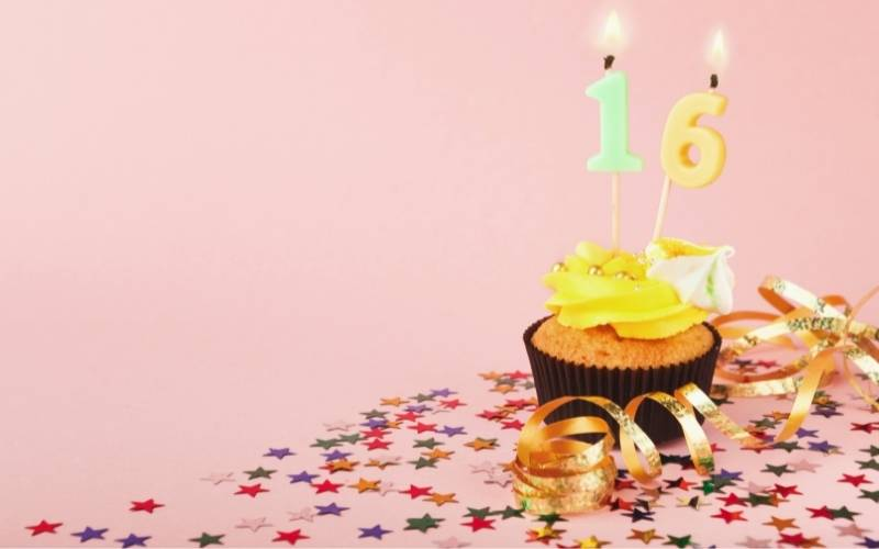 Sweet 16th Birthday Images - 6