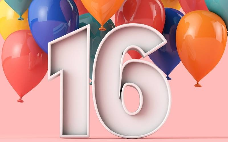 Sweet 16th Birthday Images - 9