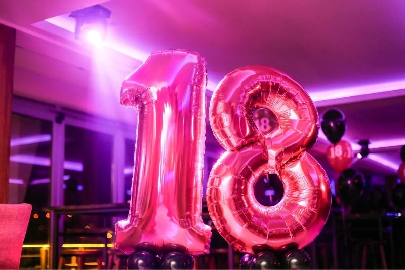 happy 18th birthday images - 1
