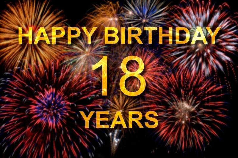 happy 18th birthday images - 10
