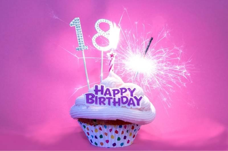 happy 18th birthday images - 2