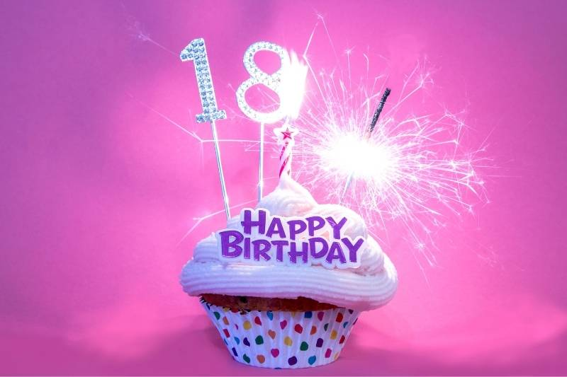 happy 18th birthday images - 24