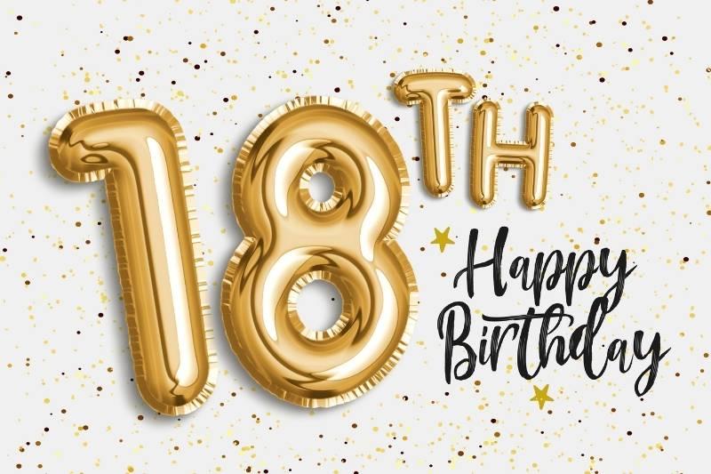 happy 18th birthday images - 25
