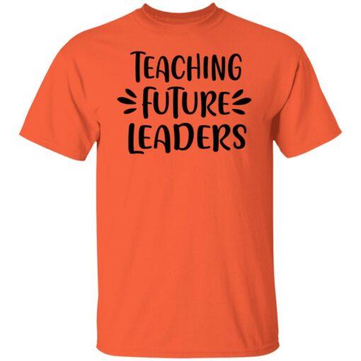 Gifts For Teachers, First Day Of School Teacher T-Shirt 4 of Sapelle
