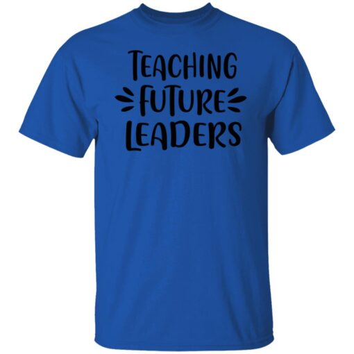 Gifts For Teachers, First Day Of School Teacher T-Shirt 5 of Sapelle