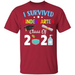 Best Kindergarten Graduation Gifts, Kindergarten Graduation T-shirt 11 of Sapelle