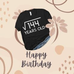 12th Birthday Shirt