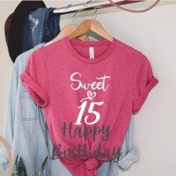 15th Birthday Shirt