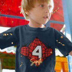 4th Birthday T Shirt