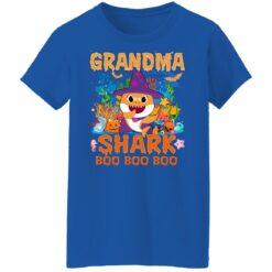 Family Birthday Ideas Grandma Baby Shark Halloween Birthday T-Shirt 51 of Sapelle
