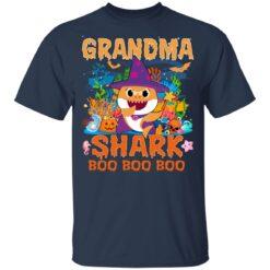 Family Birthday Ideas Grandma Baby Shark Halloween Birthday T-Shirt 35 of Sapelle
